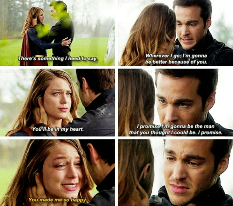 Mon El 😭😭😭😭😭😭. I cried a lot,  please bring him back 😢. I'm gonna miss seeing his handsome face 💔😢.