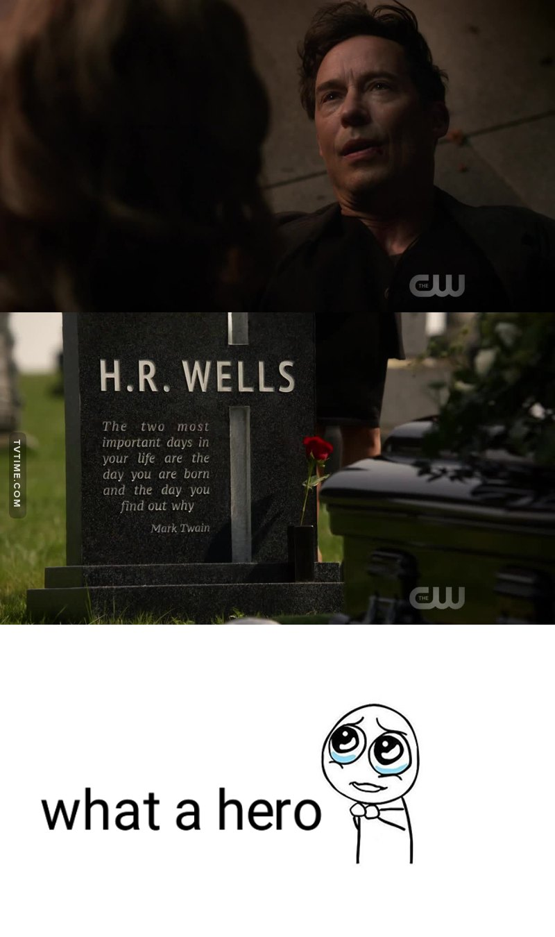 What an episode ! H.R was so brave and pure, he sacrificed himself to save Iris😭