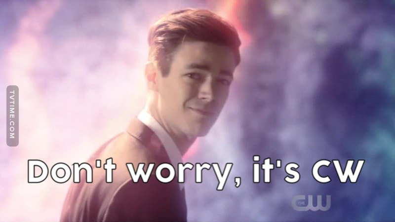 Okay, I'm calling it. How many episodes before Barry comes back in Season 4? I say one and a half