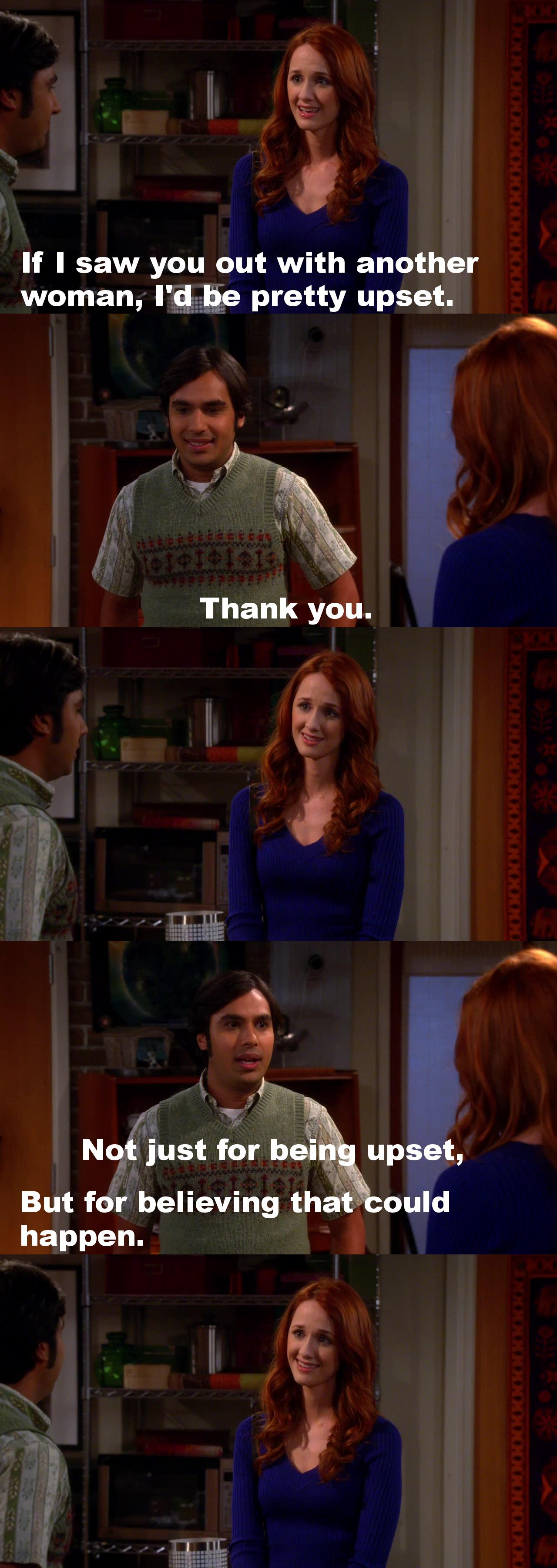 That's why I like Raj :D