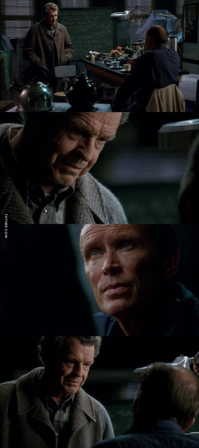 Solo la discussione tra questi due vale tutta la seconda stagione.