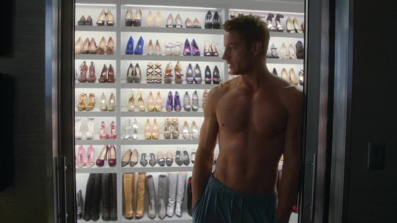I really need a man to give me this amount of shoes!