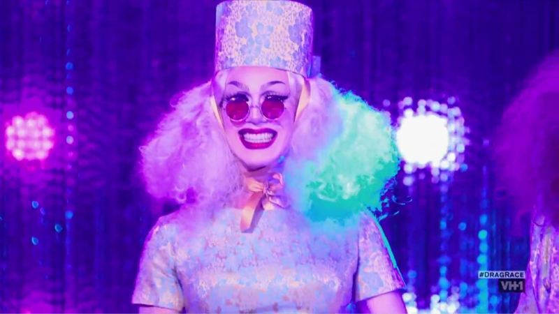 Sasha is giving Gucci-Grand-Budapest-Hotel realness and I'm living for it. 👏👏👏