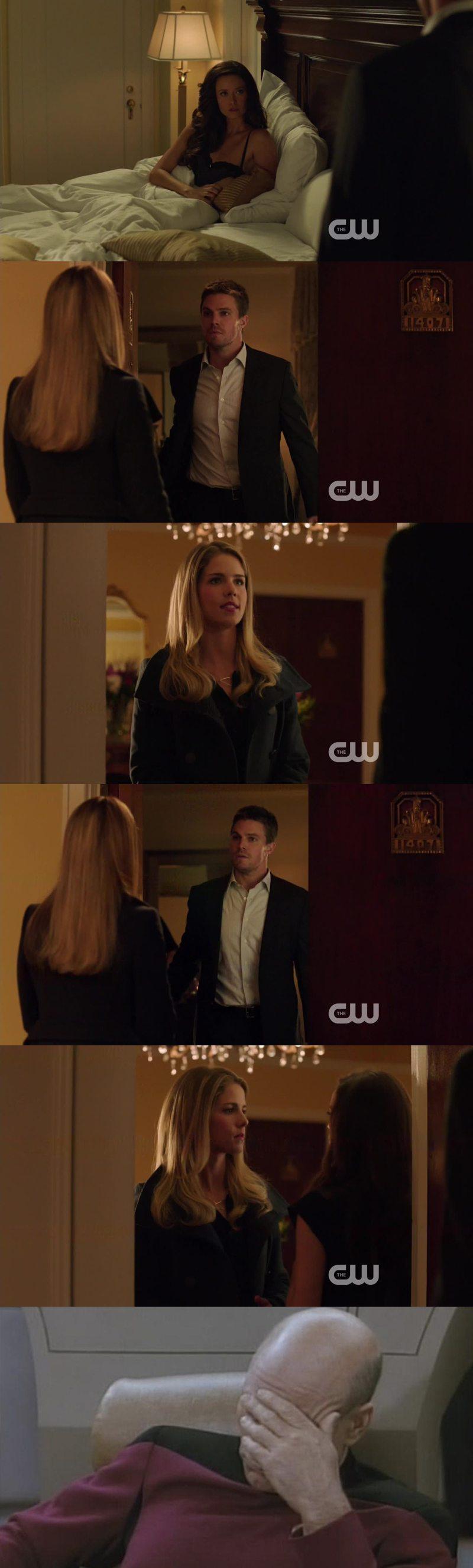 Poor Felicity