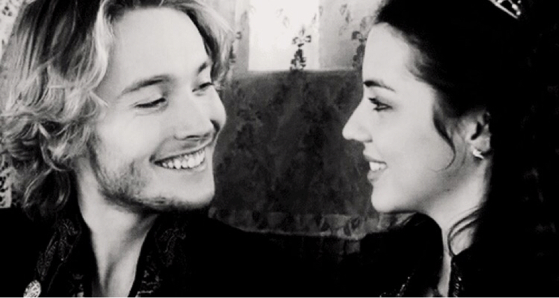 This will always be the thing I miss most about Reign ❤❤