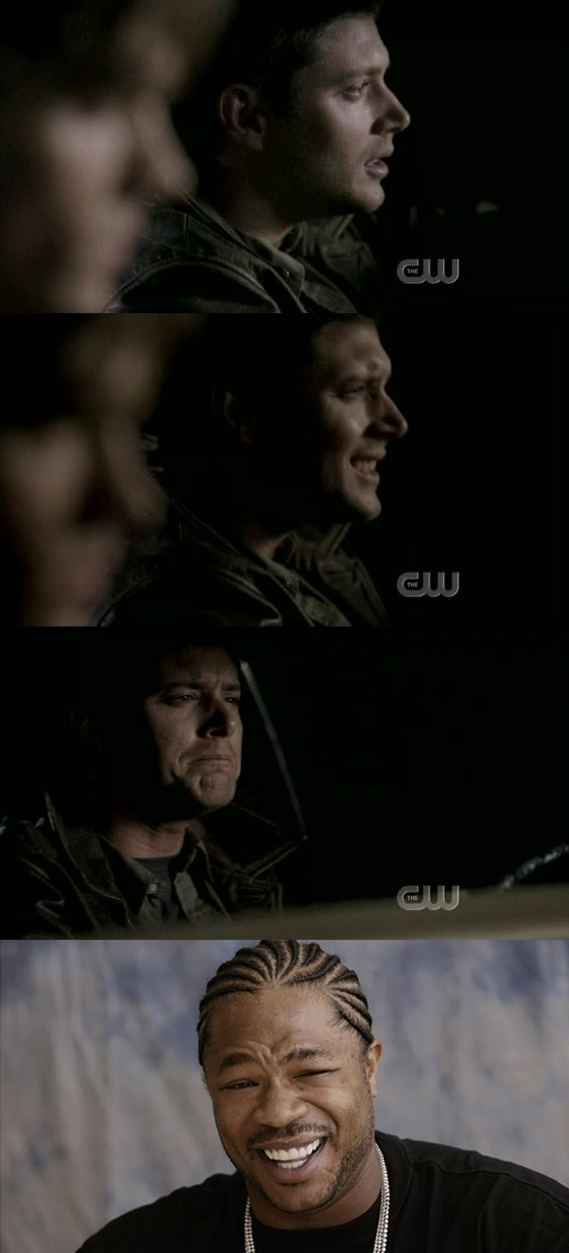 Dean singing... 😂😂😂
