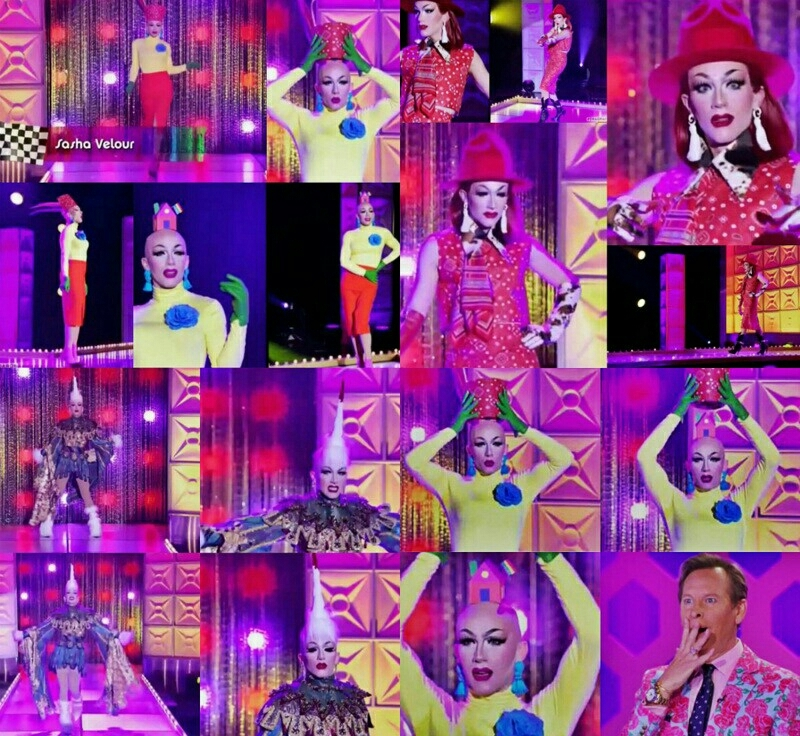 What the fuck! 😤😱😠 Sasha Velour deserved to win the challenge by far. 👌💕 She nailed it every single thing, she got the best critics from all the judges and honestly I'm so mad that RuPaul said Shea won this time. She was good but Sasha was so much better, literally perfection with all the clothes, makeup and everything. 👏👏👏 Sasha was robbed once again twice in a row, I can't believe it!