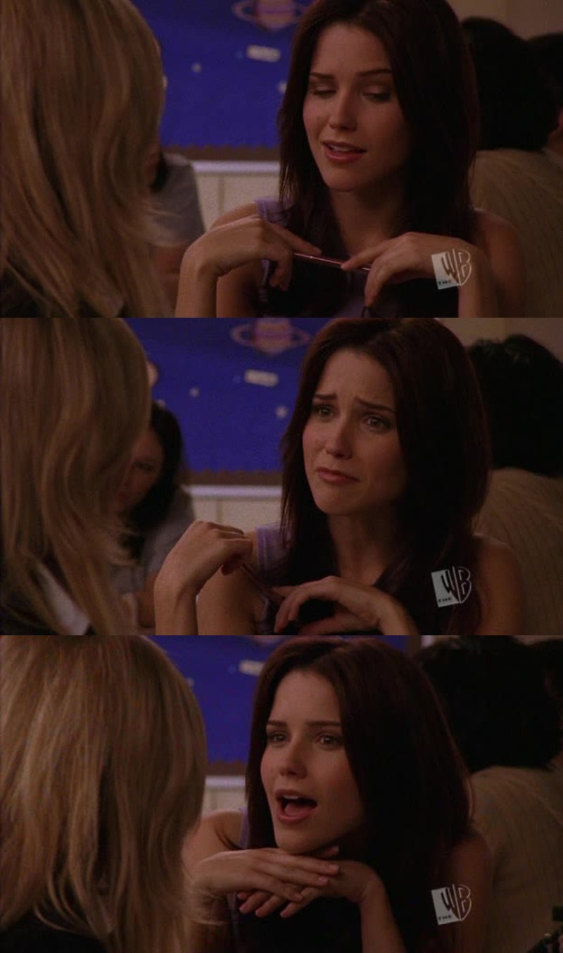 love these Brooke facial expressions