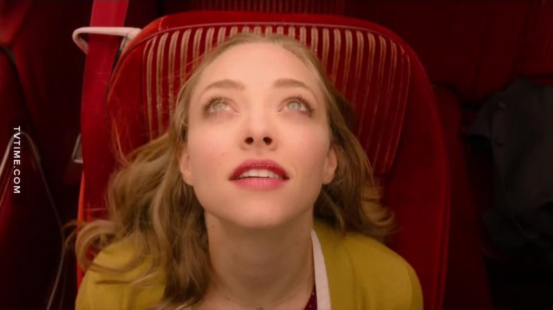 """""""I am dead... yet I live"""". Wow, I think Amanda Seyfried role it's gonna be important and maybe will have some parallel with Laura Palmer, I hope..."""