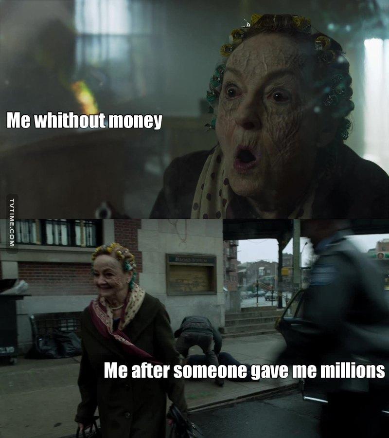 Money makes you happier