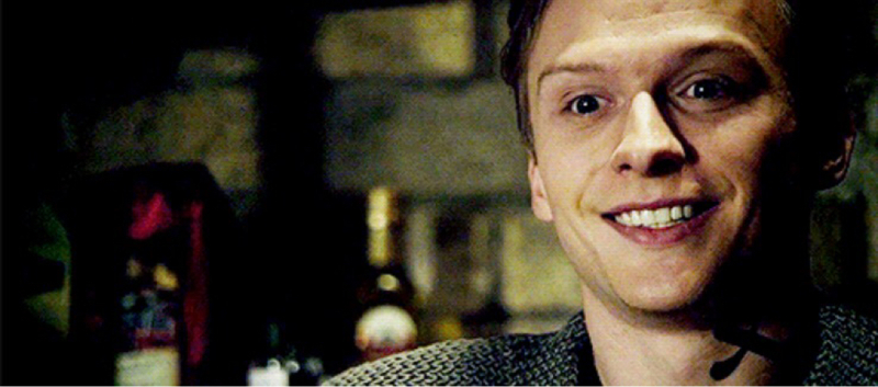 HERE HE IS. Oh will tudor, you're gonna let people love sebastian so easily.