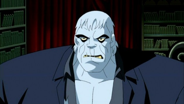So... Butch is Cyrus Gold... aka Solomon Grundy ! ... °o° Didn't see that coming ! ...