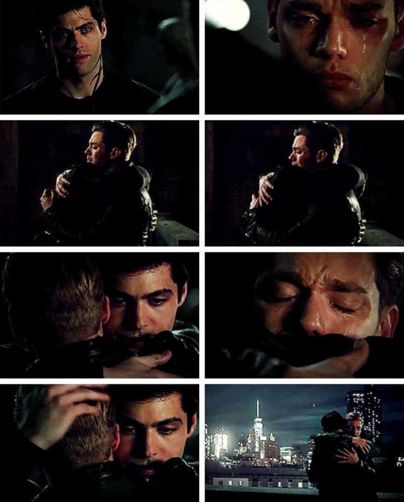 Alec will always be there for Jace.