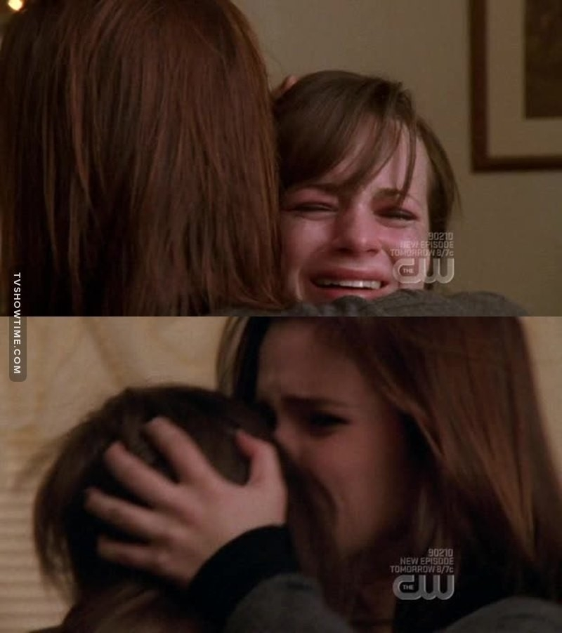 """I need you mom"" it was a so intense scene, I love them"