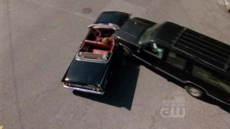 Tree hill's people need driving lessons 😂