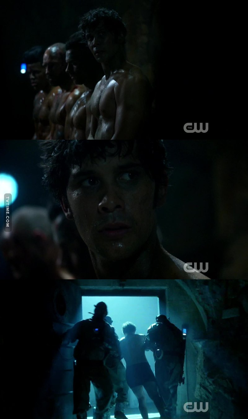 DON'T TOUCH MY BELLAMY OKAY?