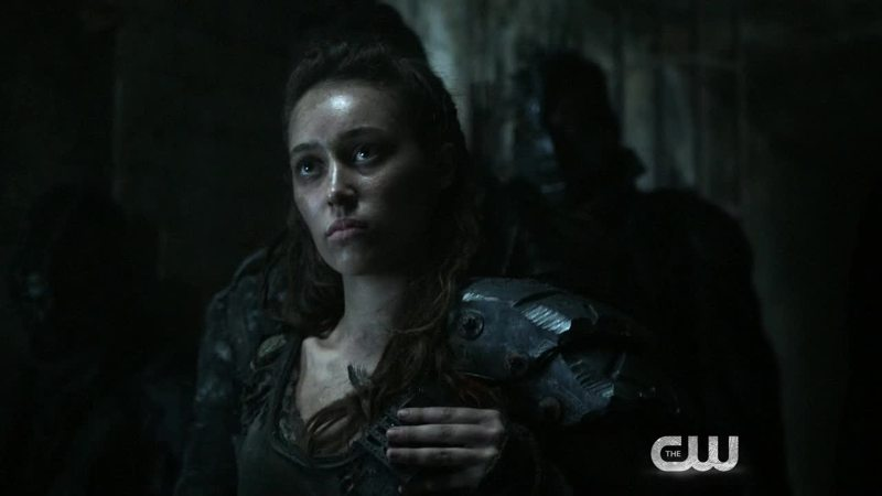 Thank you, CW, for yet another great embodiment of female power. I truly adore every single lady on this show.