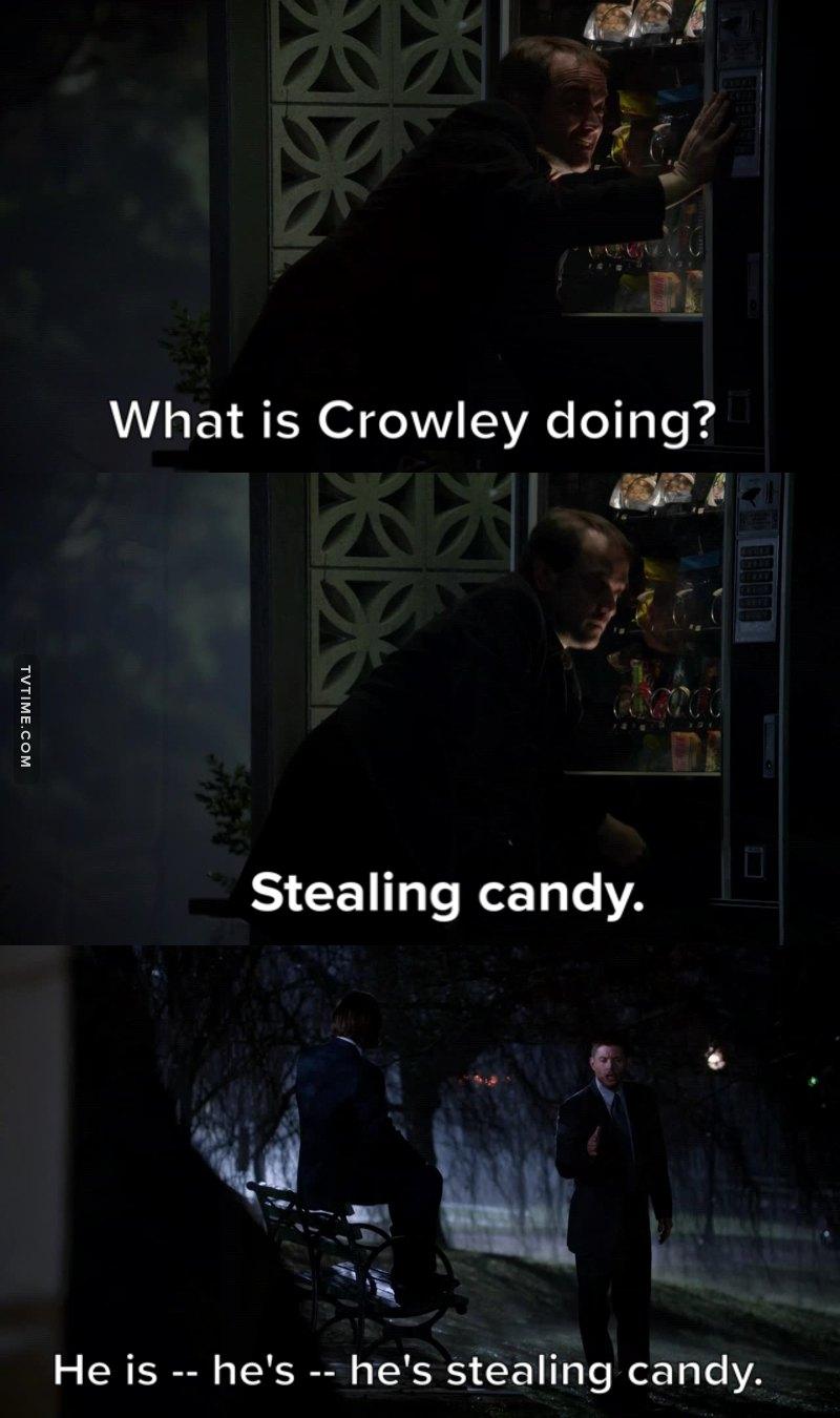 Crowley ❤️👑
