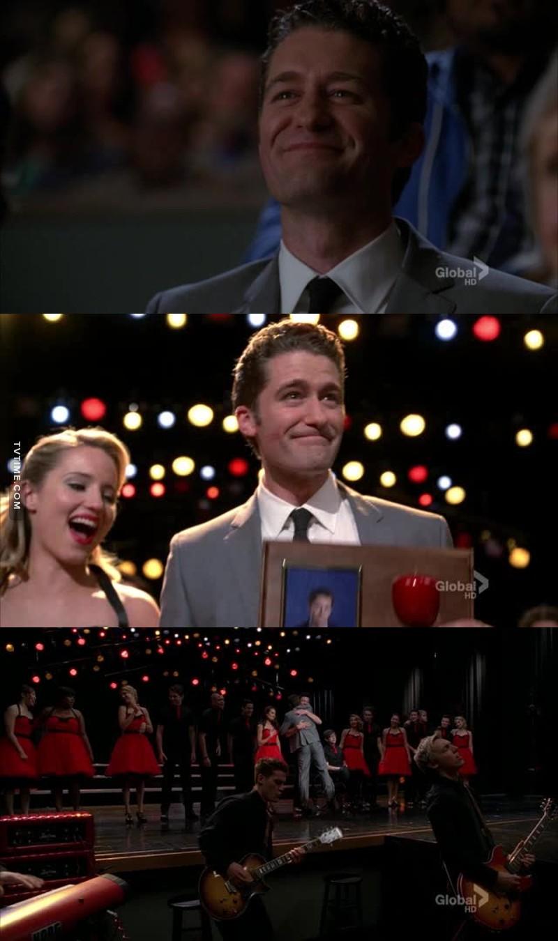 I literally cried 😭❤