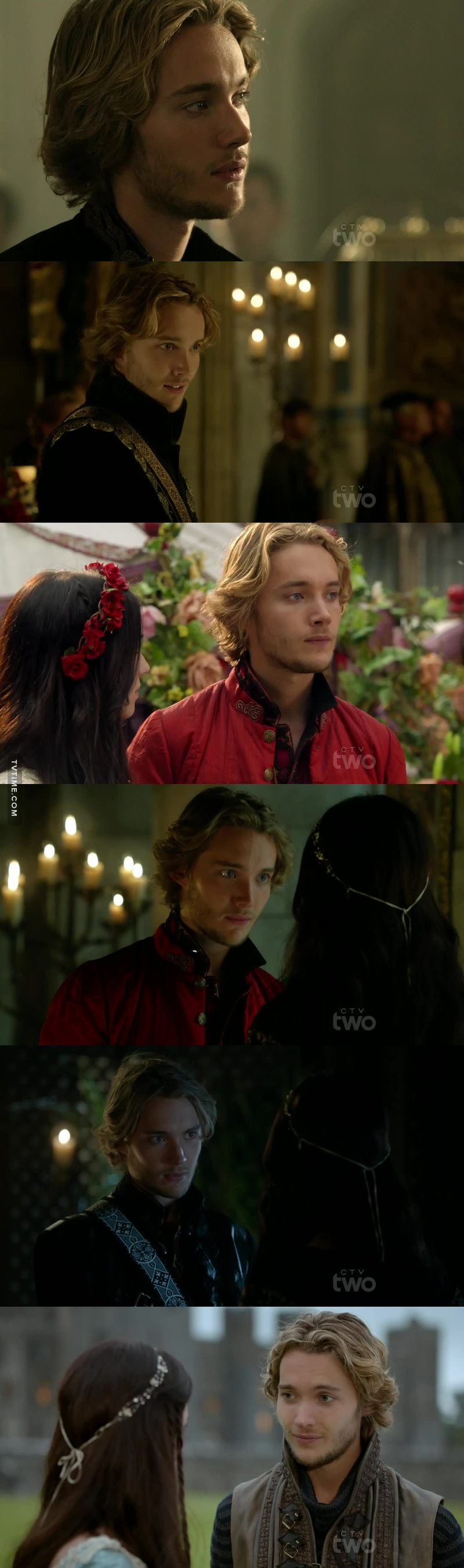 he looks perfect in every scene