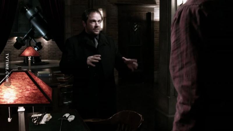 I vote for Crowley ❤️