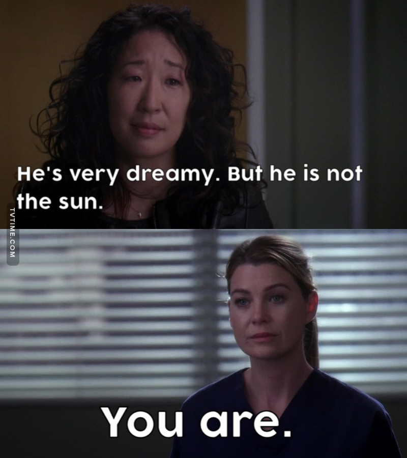 I'll miss you Cristina Yang 😭😭😭💔💔