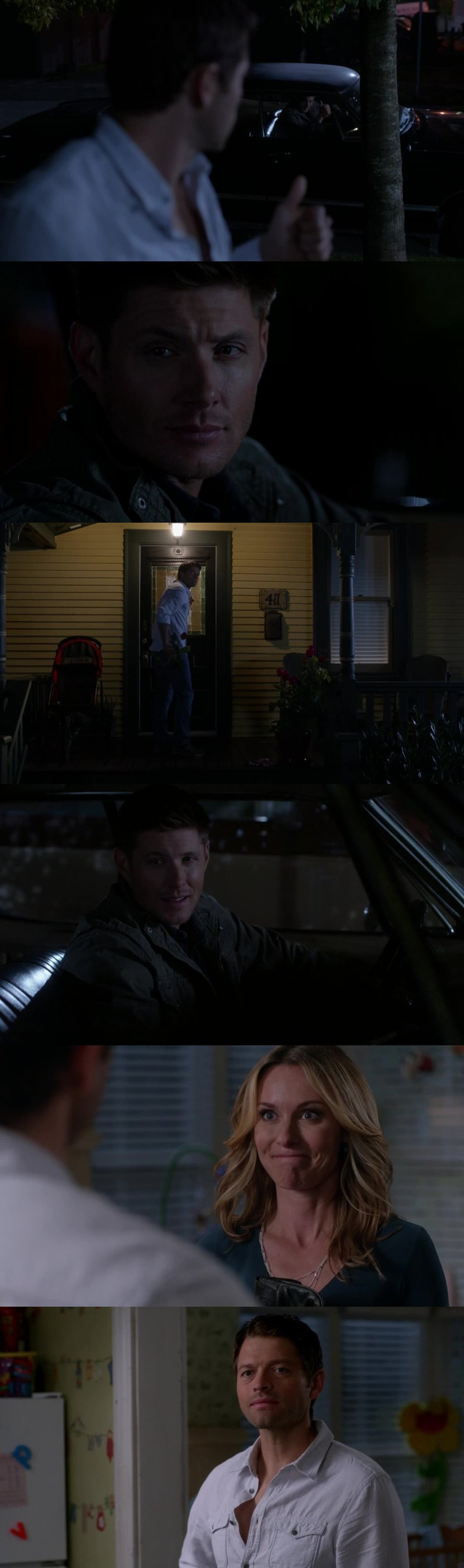 Dean and Cas make such a great team! Dean is so cute to advice Cas about his date!!! About that date: listen to me blondie how could you put Cas in the friendzone???   YOU KNOW NOTHING!! Worst than Jon Snow