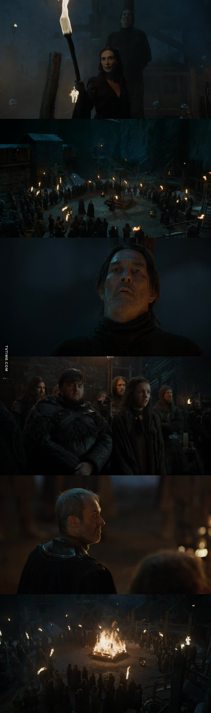 Thank you, Jon! Nobody deserve to die like this!!