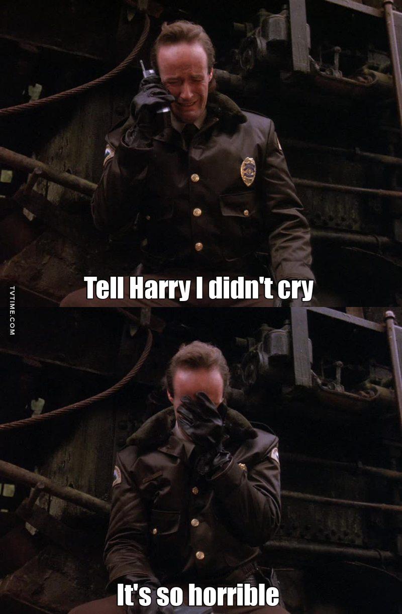 me as a cop