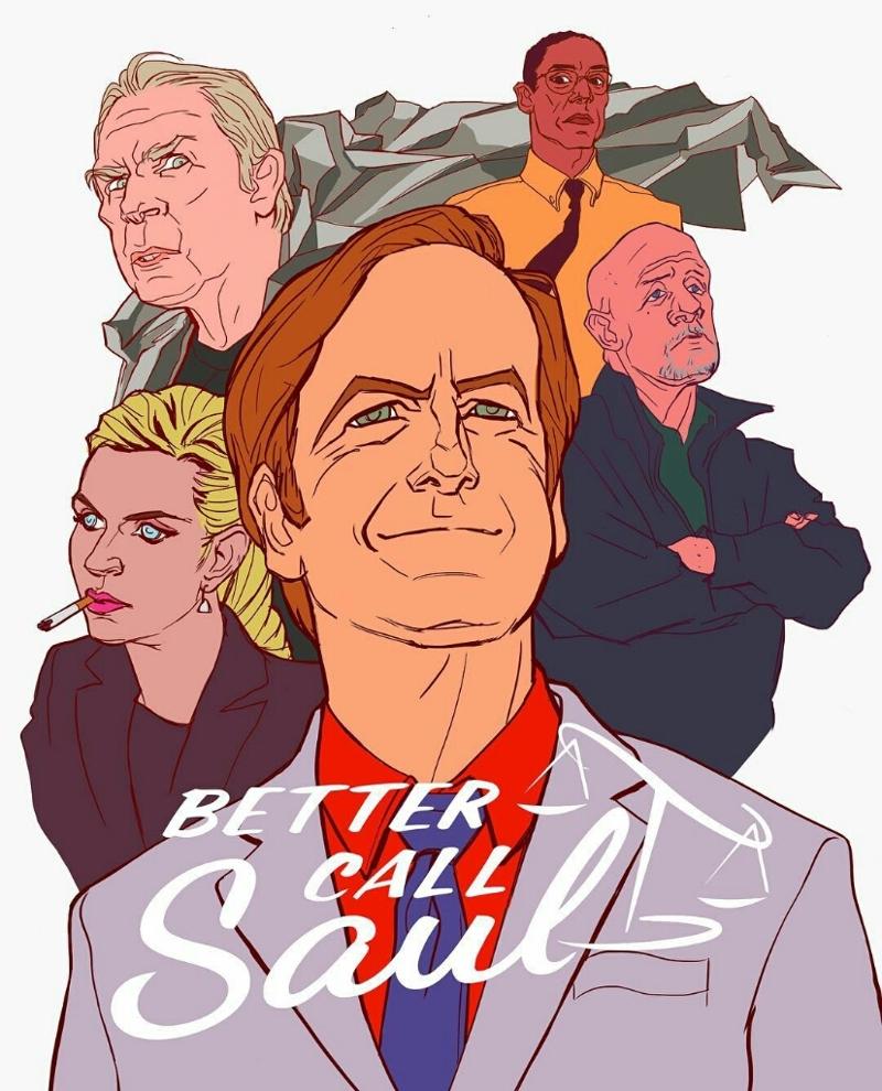 Que temporada impecável! O que mais amo em Better Call Saul é a sua simplicidade em termos de trama, como é agradável acompanhar cada episódio.  Essa temporada deu aula com uma fotografia foda, os silêncios nas cenas com Hank, o modo como conseguiram mesclar bem o foco entre ele e o Jimmy e a evolução que cada personagem teve.