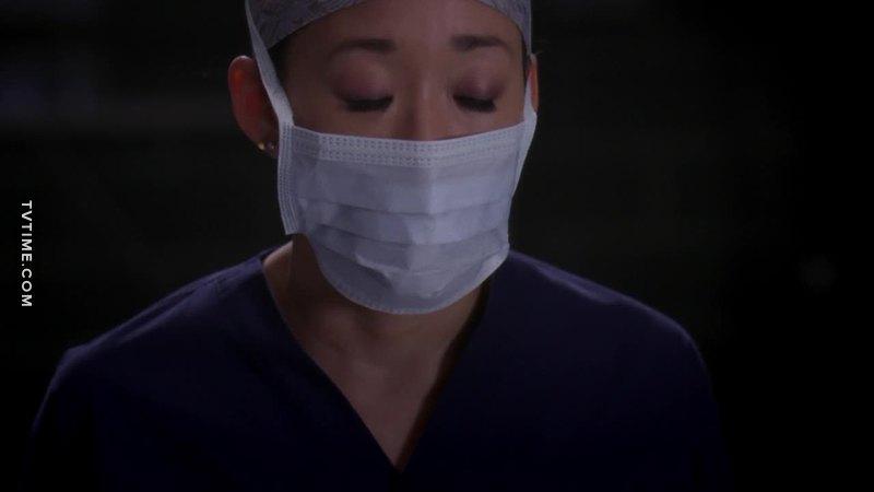 Cristina Yang; queen of hearts!!