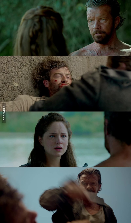 Je sais pas si Henri est sincère avec Alice mais c'est une pourriture avec son frère !