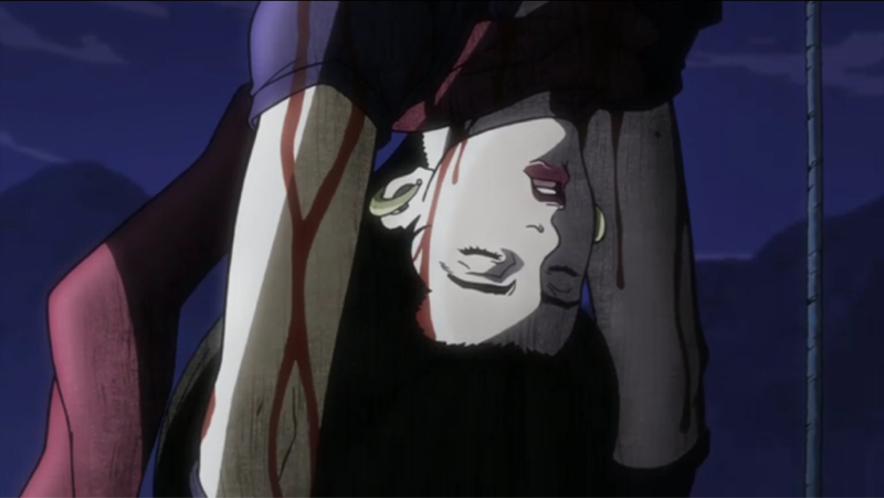 I'm a bit disappointed with how Lisa Lisa made herself easily defeated, I didn't expect it. 😕