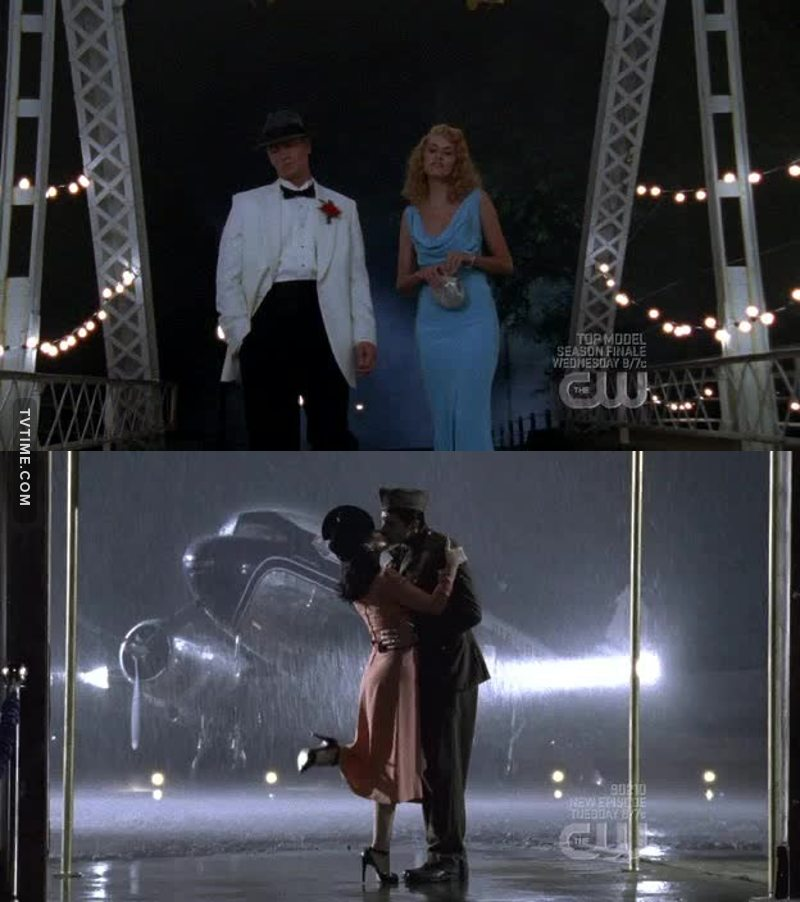 This episode was super cheesy, but beautiful at the same time!