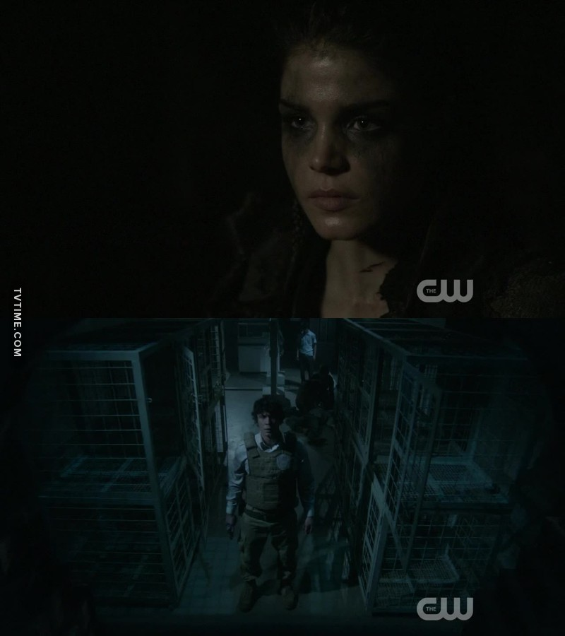 Bellamy is her home ❤