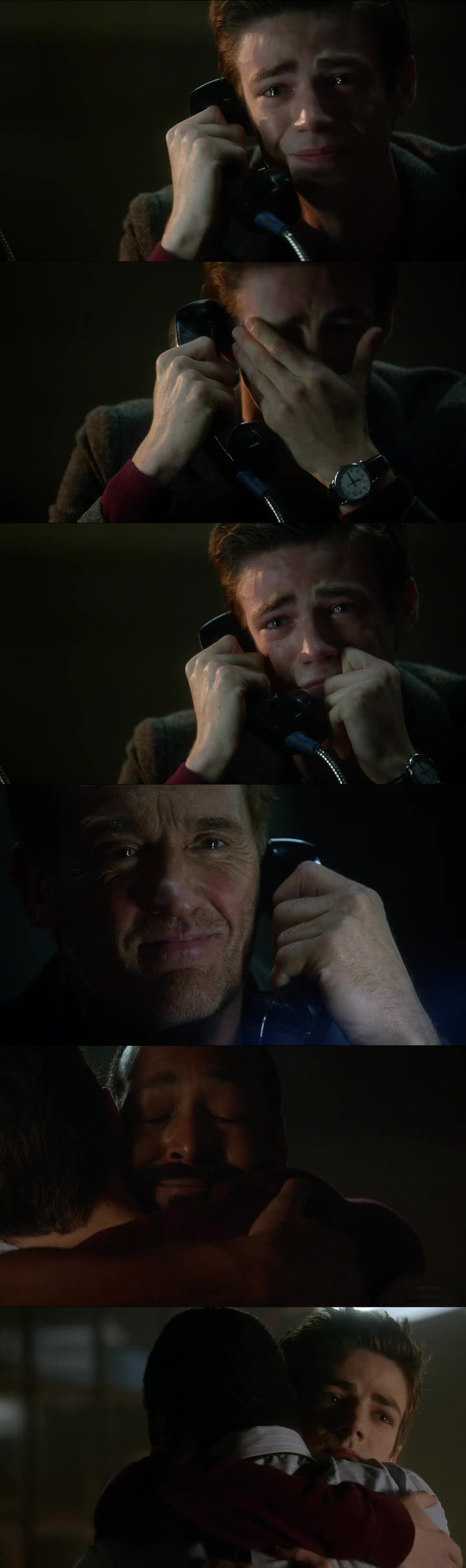 you always cry when they're together...  :'(