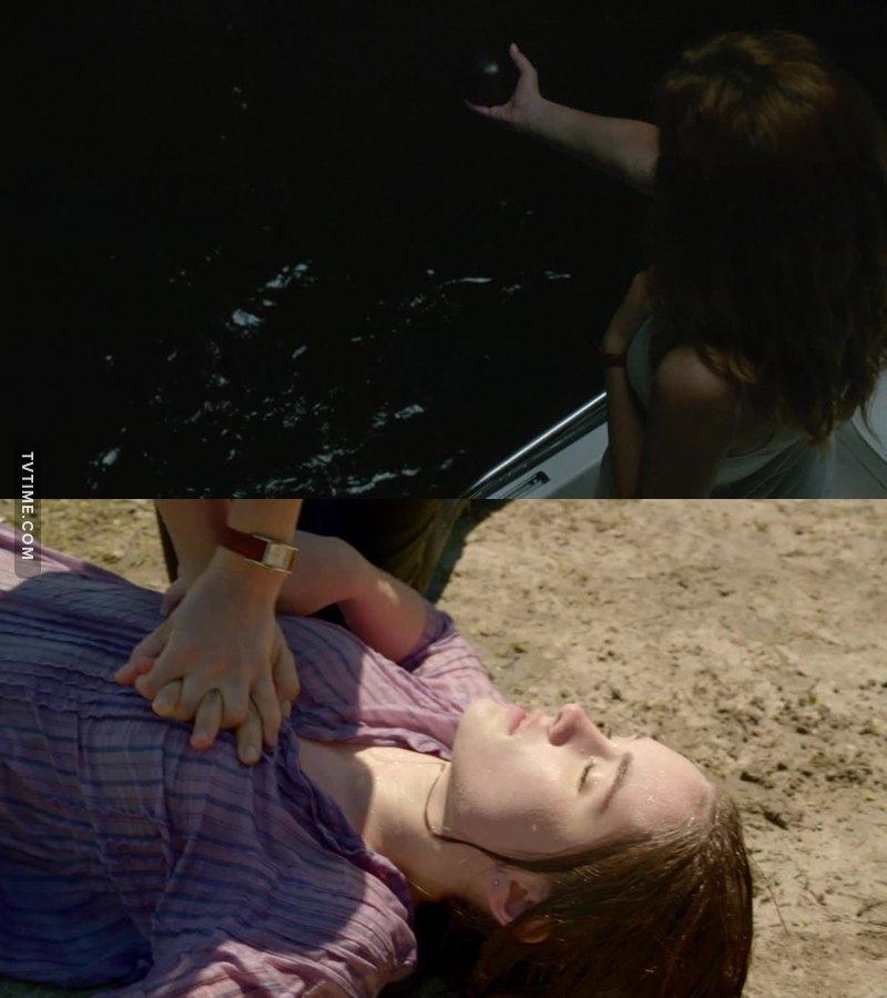 Drowning girl смотреть 3 сезон перепутанные