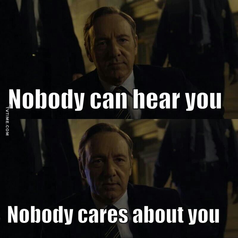They could have never ever chosen someone better than Kevin Spacey for this role ❤.