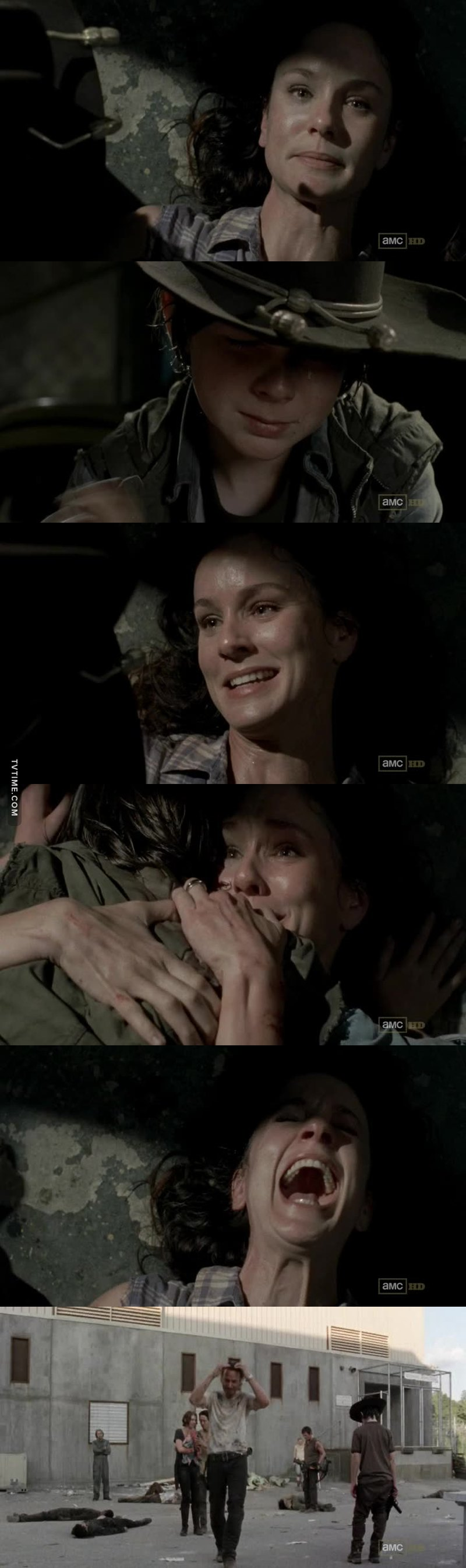 I wanted Lori to die. And now she is dead. So why do I feel like shit?
