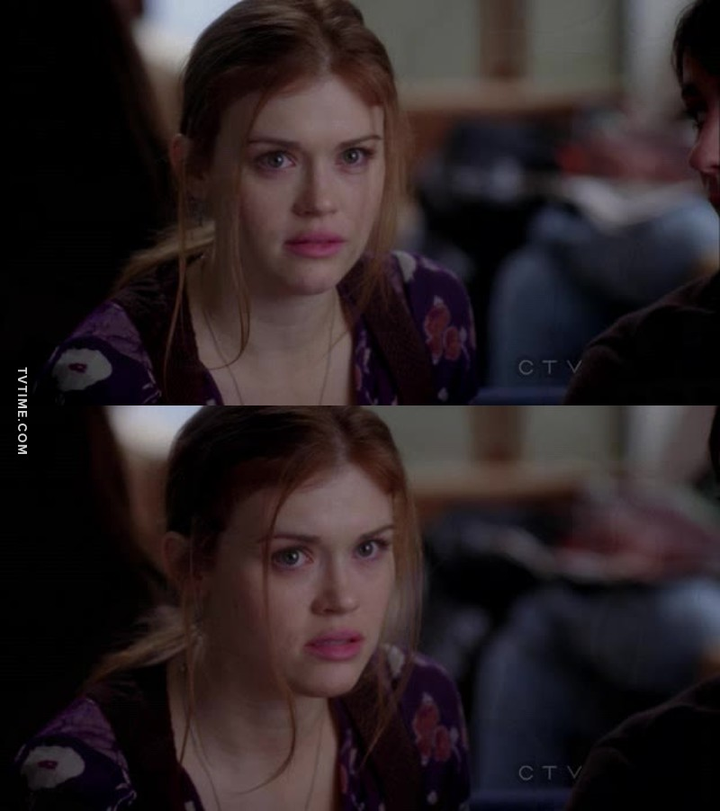 Lydia, where is Stiles?!