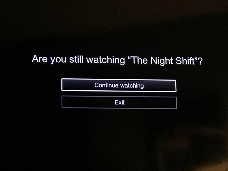 Stop judging Netflix. Sheesh. 🙄🤣