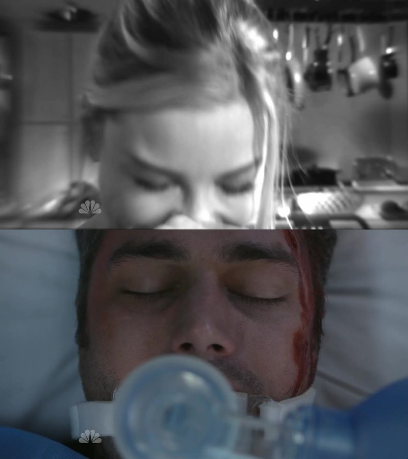 He was dying and he saw Shay!!! This friendship is still the best thing about this show <3