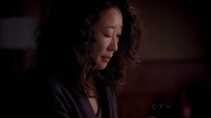 I just need to hug Cristina. That is all!