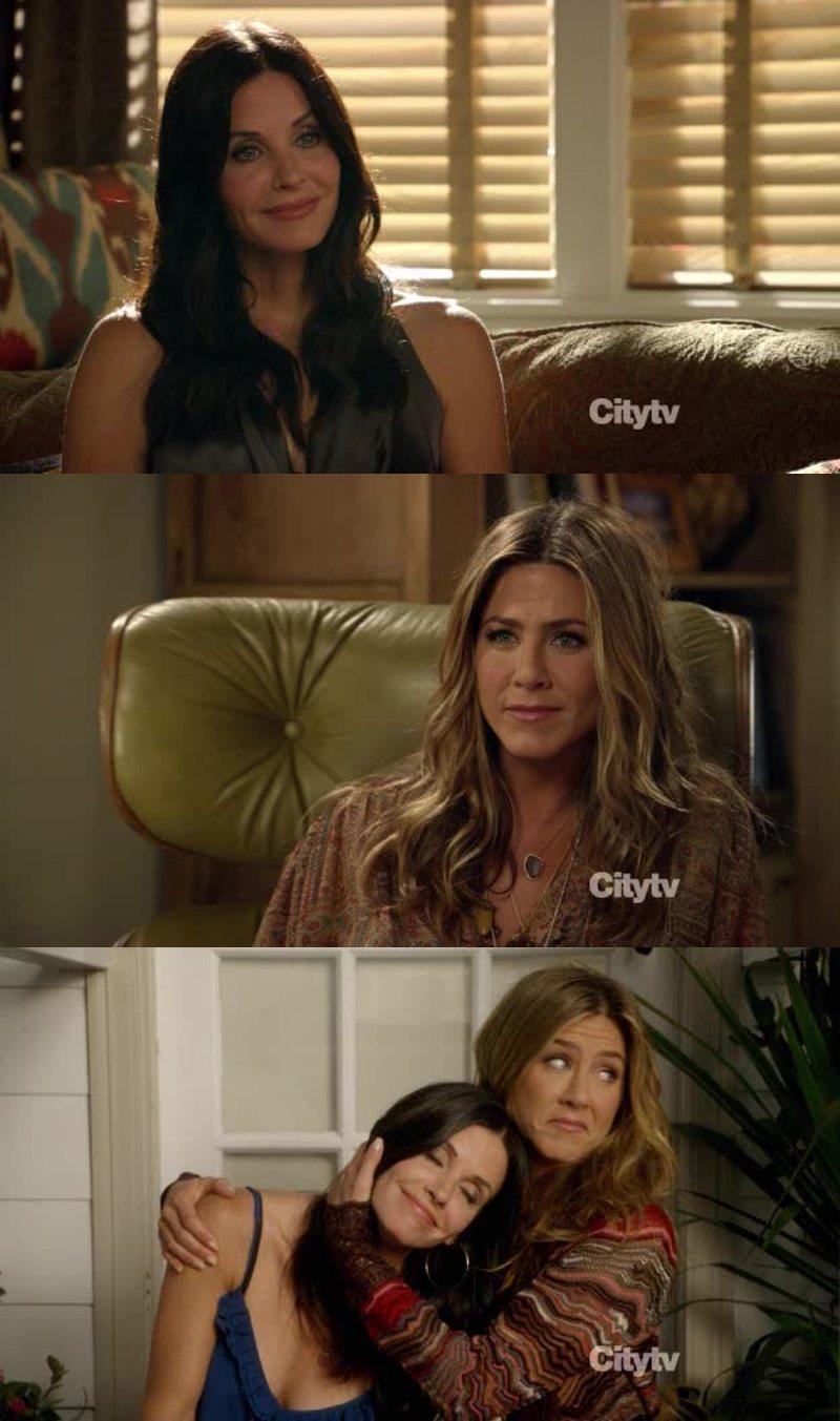 Rachel e Monica ❤️