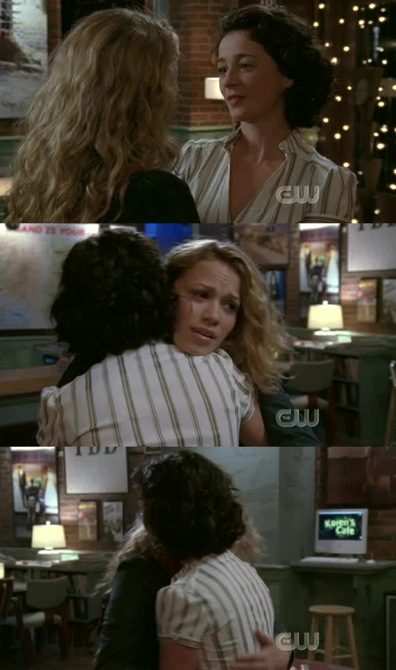Haley's and Karen's relationship is definitely one of the highlights of this show.