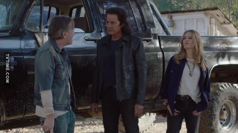 When Hateful Eight meets Twin Peaks.