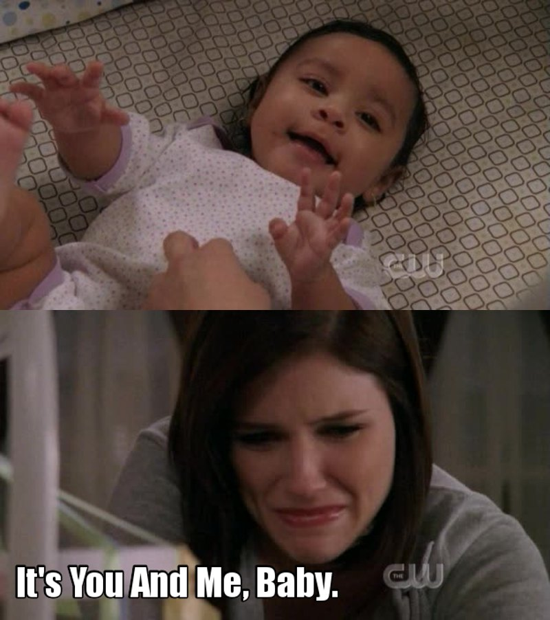 Brooke fought hard for Angie. Sophia was amazing interpretation. Seeing her suffering by Angie is almost real.