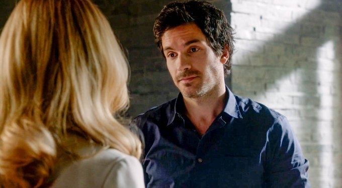 "What a great premiere 😁👏  Loved it😍❤  ""You had me at screw you"" #Salvation"
