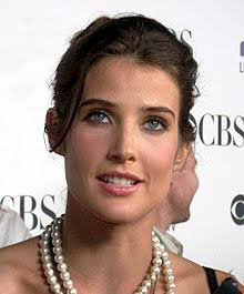 Cobie Smulders is the reason why I'm here!!!