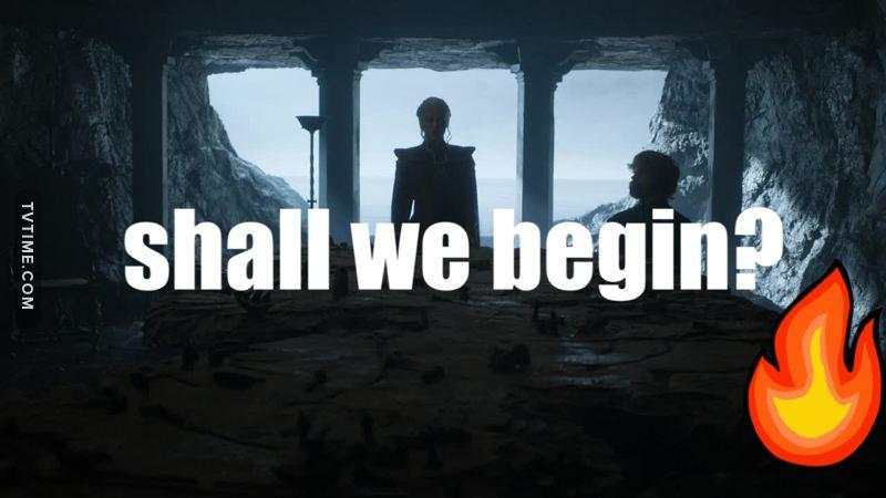 shall we begin??!